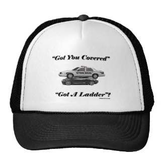 Police Got_You_Covered. Trucker Hat