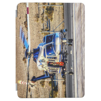 Police Helicopter iPad Air Cover