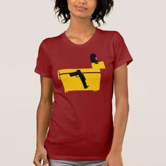 police horse tee shirts