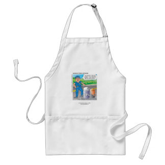 Police Humor Assault Battery Funny Apron Aprons