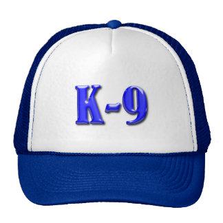 Police K9 - Thin Blue Line Cap