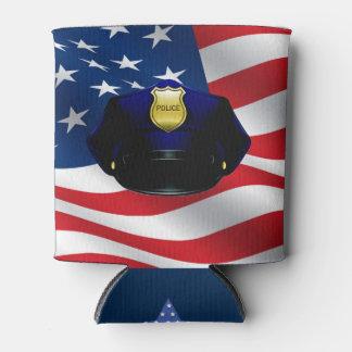 Police - Law Enforcement Can Cooler - srf