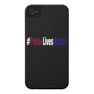 # Police lives matter iPhone 4 Cover