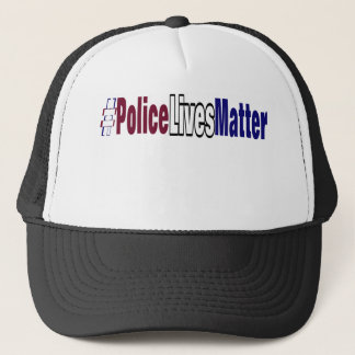 # Police lives matter Trucker Hat