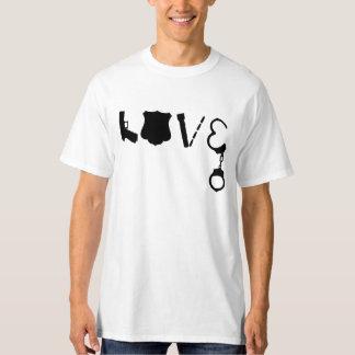 Police- LOVE T Shirts