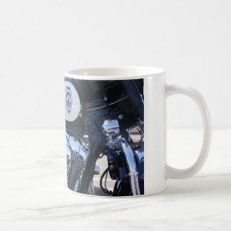 """Police Motorcycle Power"" Coffee Mug"