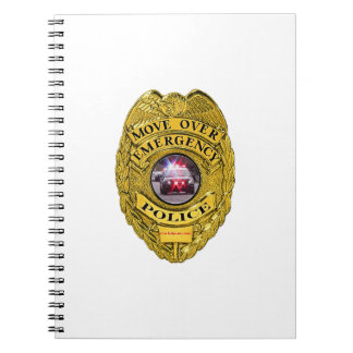 Police_Move_Over Notebooks