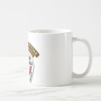 Police Nationale France Police with Text Coffee Mug