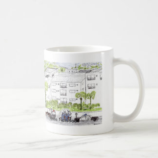 Police Navidad! mug