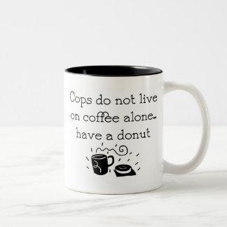 Police Officer Coffee Mug