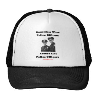 Police Officers Cap