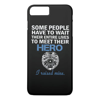 Police Officer's Mom iPhone 8 Plus/7 Plus Case