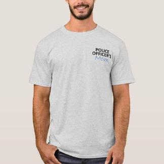 Police Officer's Mum T-Shirt
