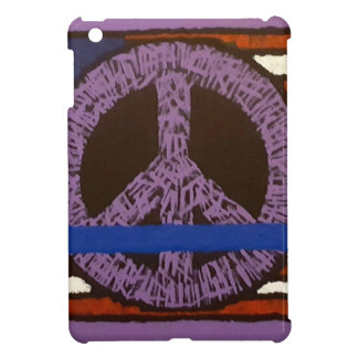Police Peace Sign. iPad Mini Cases