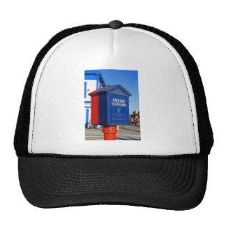 Police Phone- vertical Cap