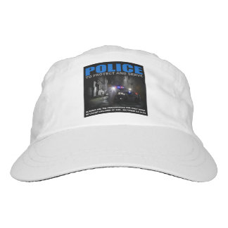 Police Protect And Serve Blue Lives Matter Hat