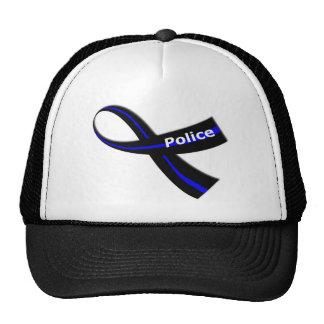 Police Ribbon Hats