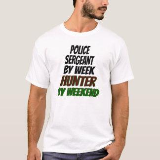 Police Sergeant Hunter T-Shirt