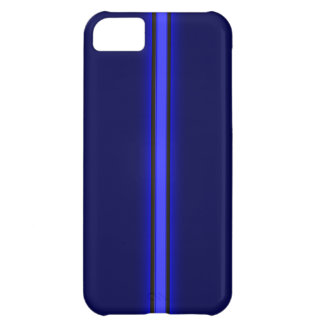 Police, Sheriff Law Enforcement - Thin Blue Line iPhone 5C Case