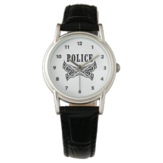 Police Tattoo Watch