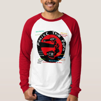 Police the PoPo anti Stop and Frisk Design Tees