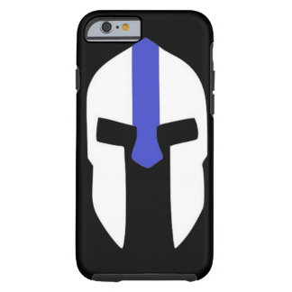 Police Warrior Cell Phone Case