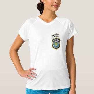 police womens dry tshirt