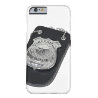 PoliceBadgeGavel090912.png Barely There iPhone 6 Case