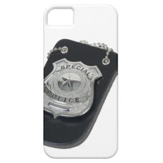 PoliceBadgeGavel090912.png iPhone 5 Cases