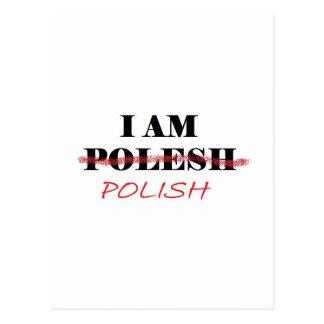 Polish 1 postcard