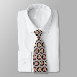 Polish American Eagle Tie