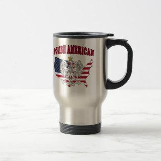Polish American Map Mugs