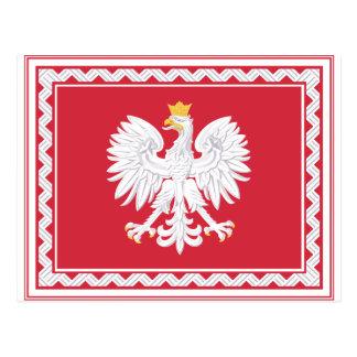 Polish Banner Post Cards