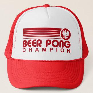 Polish Beer Pong Trucker Hat