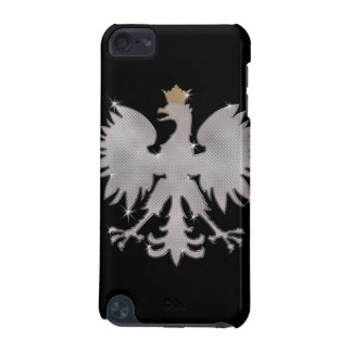 Polish Bling White Eagle iPod Touch 5G Covers