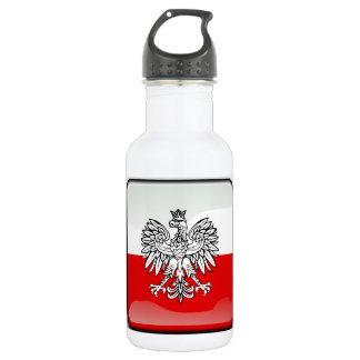 Polish Coat of arms 532 Ml Water Bottle