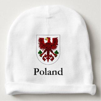 Polish Coat Of Arms Baby Beanie