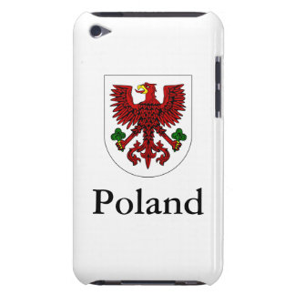 Polish Coat Of Arms iPod Touch Case-Mate Case