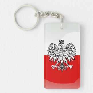 Polish Coat of arms Key Ring