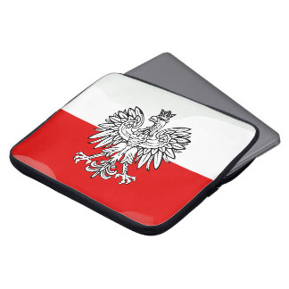 Polish Coat of arms Laptop Sleeve