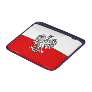 Polish Coat of arms MacBook Sleeve