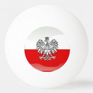Polish Coat of arms Ping Pong Ball