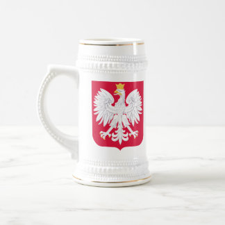 Polish Coat of Arms stein