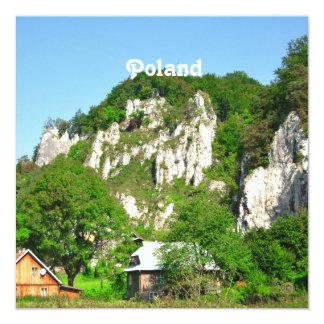 Polish Countryside Personalized Invites
