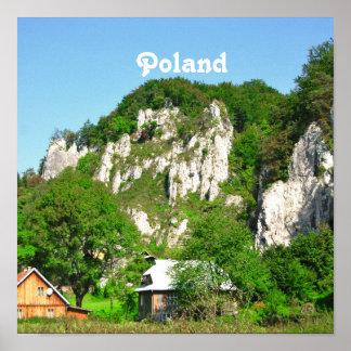 Polish Countryside Poster