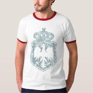Polish Crest w/crown t shirt