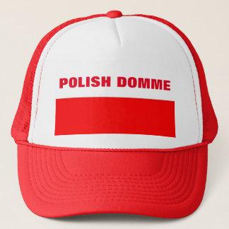 POLISH DOMME TRUCKER HAT