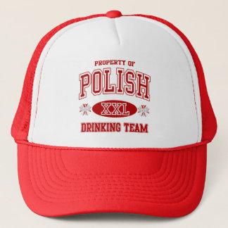 Polish Drinking Team Trucker Hat