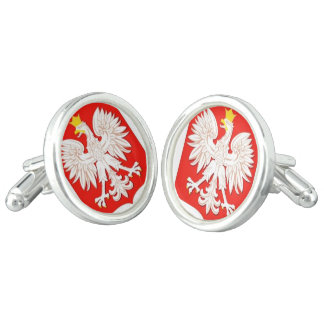 POLISH EAGLE CUFF LINKS