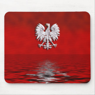 Polish Eagle Levitate Mouse Pad